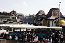 Przystanek autobusowy przy Zeleni Venac