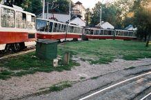 Bulevar vojvode Bojovića- pętla tramwajowa
