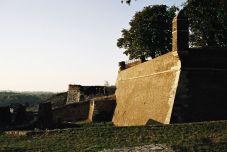 Kalemegdan- mury obronne