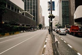 São Paulo- Aleja Paulista