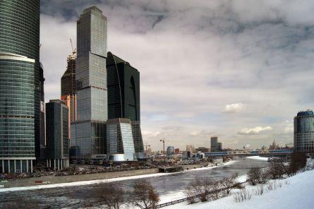 Międzynarodowe Centrum Biznesowe- Московский Международный Деловой Центр