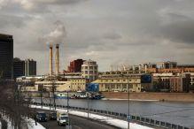 Rzeka Moskwa- река Mосква