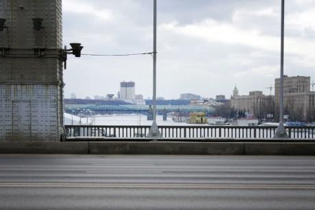 Most Krymski- мост. Крымский