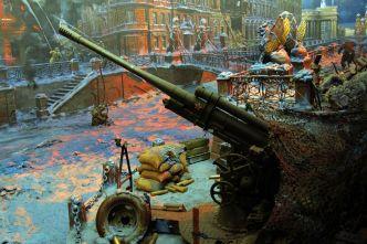 Blokada Leningradu- Блокада Ленинграда