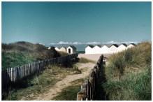 Domki na plaży W Ouisteham
