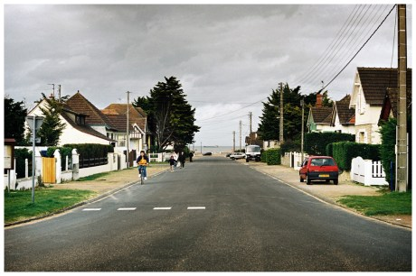 Uliczki w Ouisteham