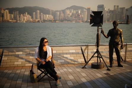 Kowloon- Avenue of Stars