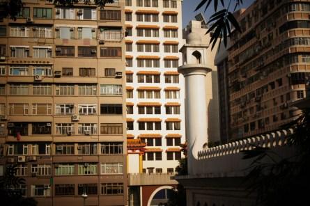 Kowloon- Meczet