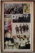 Axos-U fryzjera. Pamiątkowe fotografie.