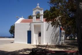 Kościółek w Malii