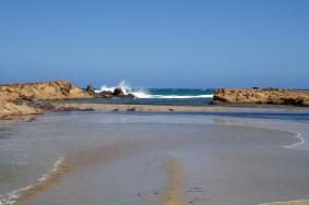 Plaża w Malii