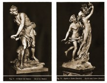 71. David Berniniego _____ 72.Apollo i Dafne (Bernini)