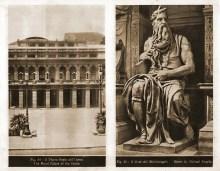 84. Królewski Teatr Opery ____ 85.Mojrzesz (Michelangelo)