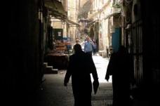 JEROZOLIMA- Zaułki starego miasta
