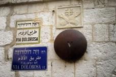 JEROZOLIMA- Zaułki starego miasta- Via Dolorosa
