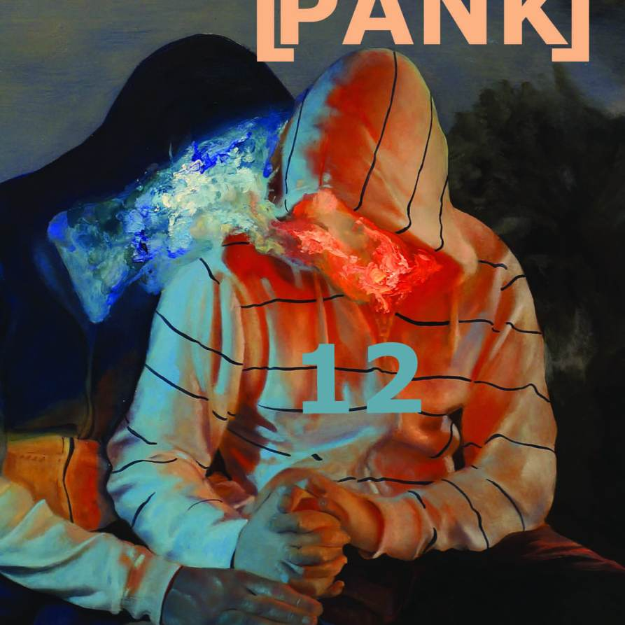 PANK 12 Front Cover