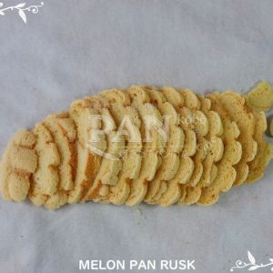 MELON PAN RUSK BY JAPANESE BAKERY IN MALAYSIA
