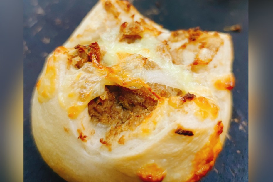 Tuna Onion Cheese Ball