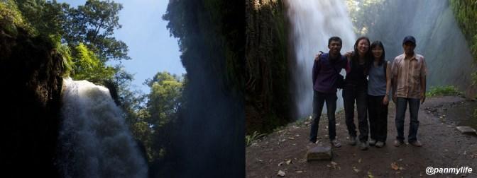 Balawan waterfall, Surabaya, Indonesia