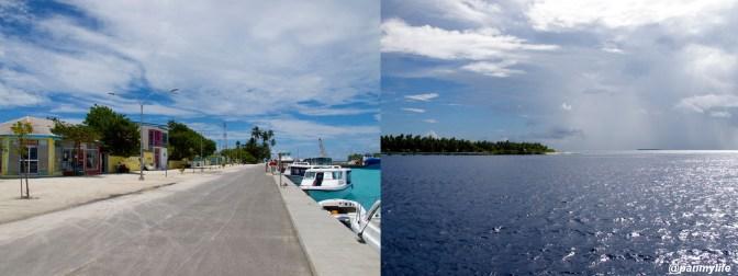 Dharavandhoo, Maldives