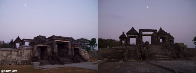 Ratu Boko Palace, Yogyakarta, Indonesia