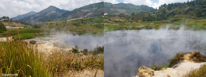 Dieng, Central Java, Indonesia