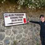Part 1 – Hiking Dieng, Indonesia aug 2015