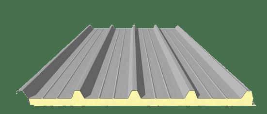 panneau toiture,panneaux isolant,bac acier isolant,mousse polyuréthane