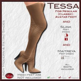 Tessa Tan