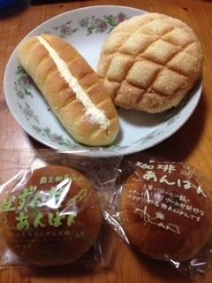 エスプランのパン