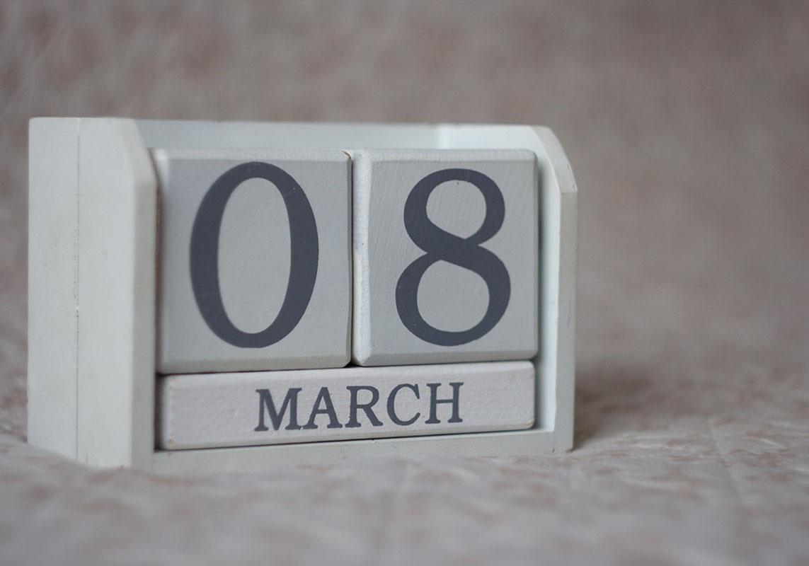 Dia da mulher (no dia a dia)