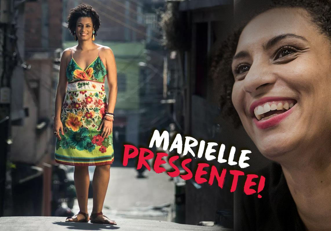 Marielle pressente