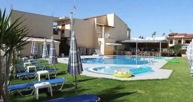 Panorama Apts Cfu Hotel Corfu Island