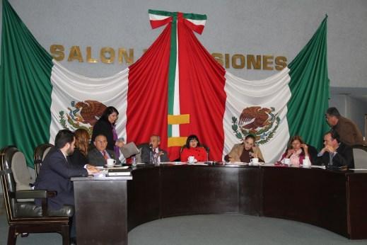 La iniciativa fue presentada en la Diputación Permanente
