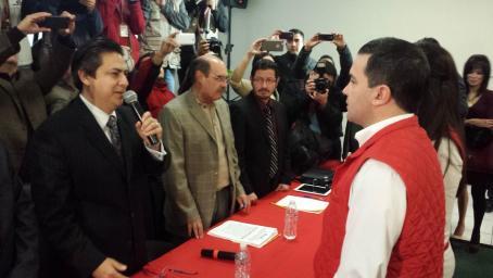Federico Vargas buscará una diputación federal