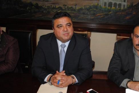 Víctor Pérez Díaz anunció que estarán visitando la ciudad los empresarios