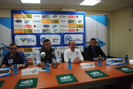 Víctor Pérez, Alcalde de Santa Catarina, espera gran afluencia en la Caminata Familiar.