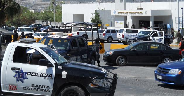 Apodaca y Santa Catarina son los más altos en certificar a sus policías