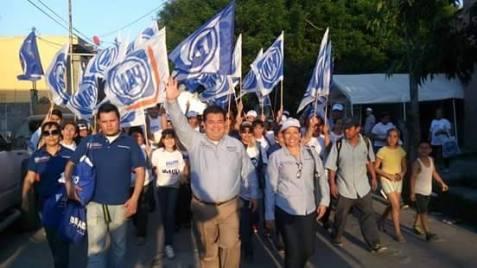 Acceso de internet gratis en Apodaca como sucede en el Distrito Federal, dijo Braulio Martínez.