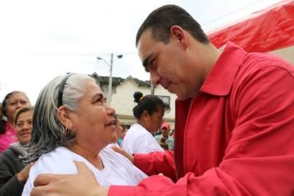 Tiene visita a Los Cometas, el candidato priista en Juárez.