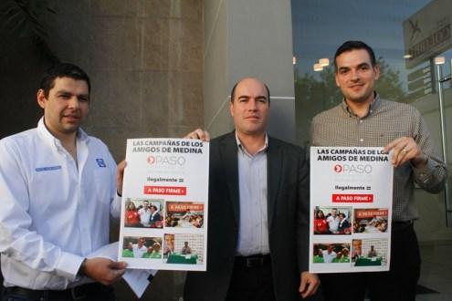 Presentaron la denuncia contra Francisco Cienfuegos