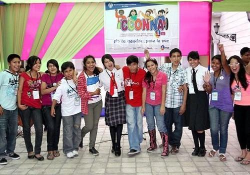 Buscan promover los derechos de niños, niñas y adolescentes