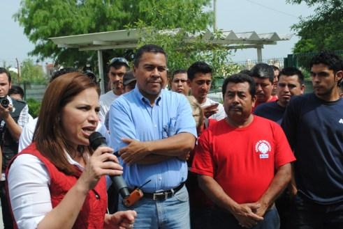 Acude a las instalaciones de la empresa Osel en Guadalupe.