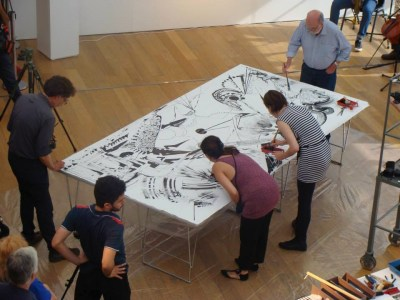 Arte en la Colección Fortabat