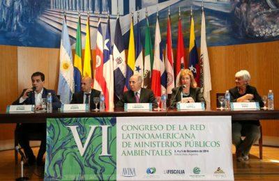 VI Congreso de la Red Lationamericana de Ministerios Públicos Ambientales