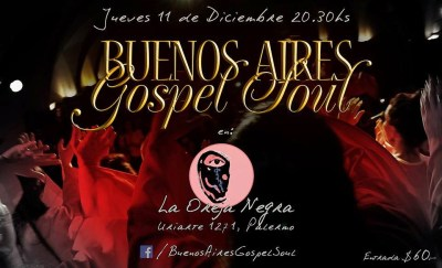Buenos Aires Gospel Soul