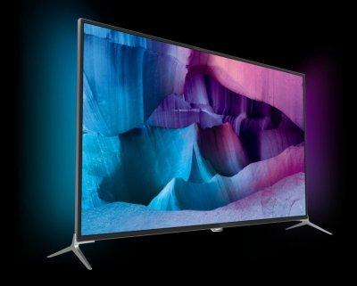 Serie 7100 LED SMART TV 4K UHD Ultra Slim