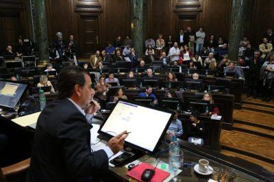 La Legislatura porteña