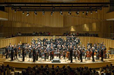 Música latinoamericana por la Orquesta Filarmónica de Buenos Aires