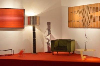 Instalación Ary Brizzi, fotografía Anita Cortés